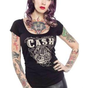 Johnny Cash Walk The Line Shirt